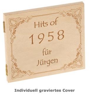 Personalisierte Jahreshits CD - 3