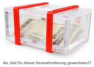 Magische Geschenkbox Geldgeschenke Cool Verpacken