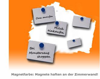 Magnetfarbe - 2