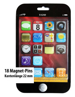 Smartphone App Magnete - 4