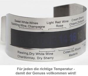 Weinflaschenthermometer - 3