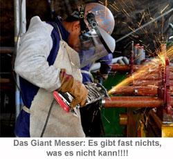 Riesen Schweizer Messer - 3