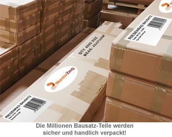 Riesenrad 1.4 Mio.-teiliger Bausatz - 4