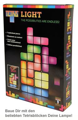 Tetris Lampe - 2