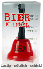 Bierklingel - Tischglocke - 3