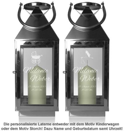 Licht des Lebens - personalisierte Laterne - 2