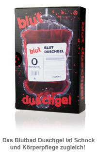 Blutbad Duschgel - 2