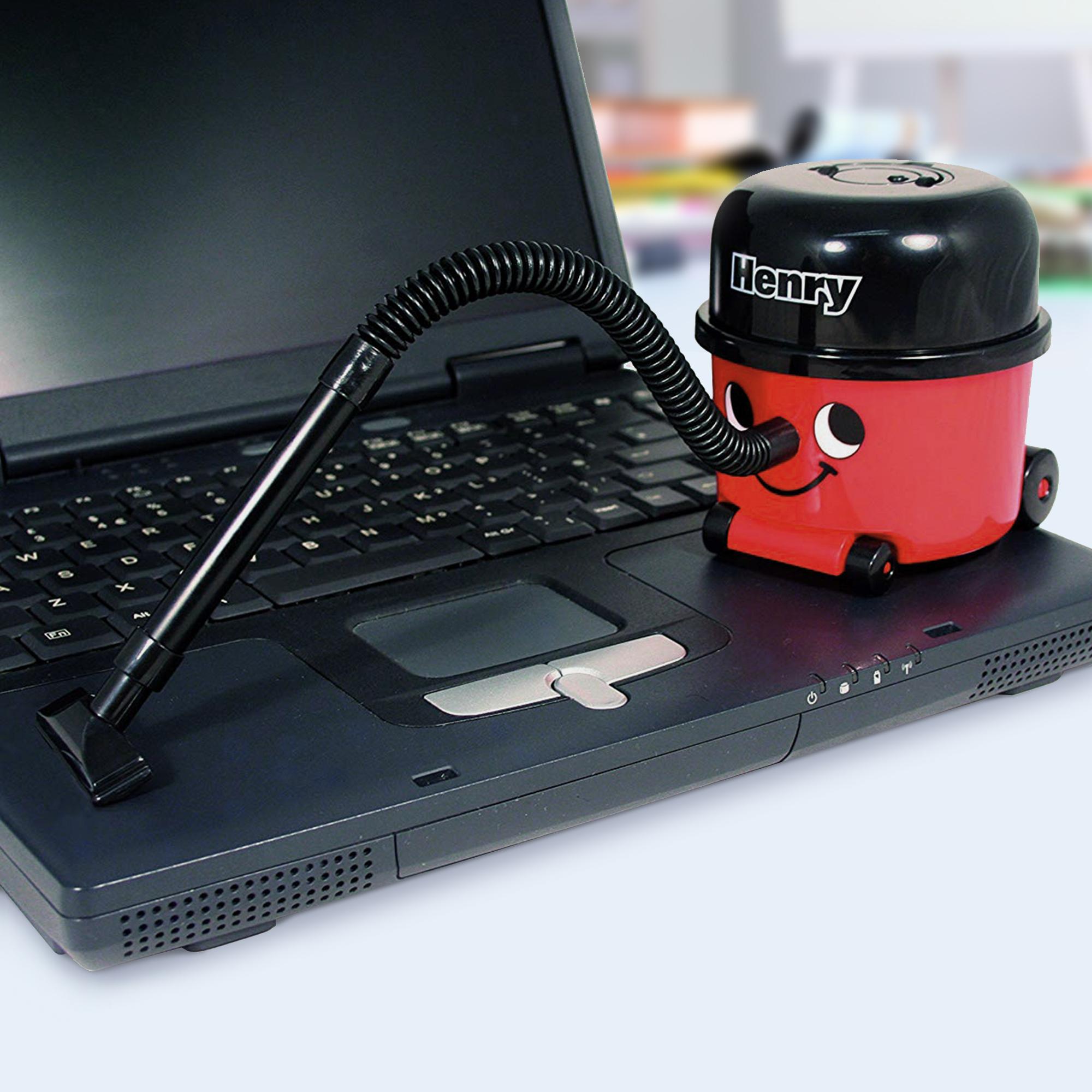 Aspirateur de bureau ou à clavier Henry | CommentSeRuiner
