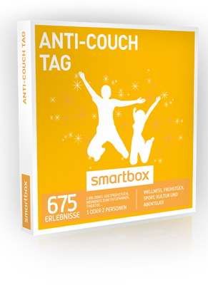 Anti Couch Tag - Erlebnisgutschein - 4