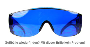 Brille - Golf Ball Finder - 2