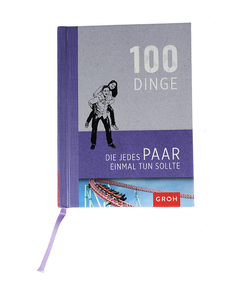 Buch - 100 Dinge, die ein Paar getan haben muss - 100