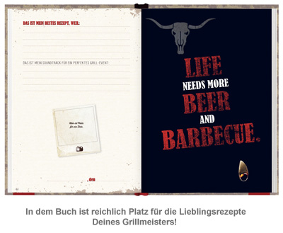 Buch - License to Grill - 2