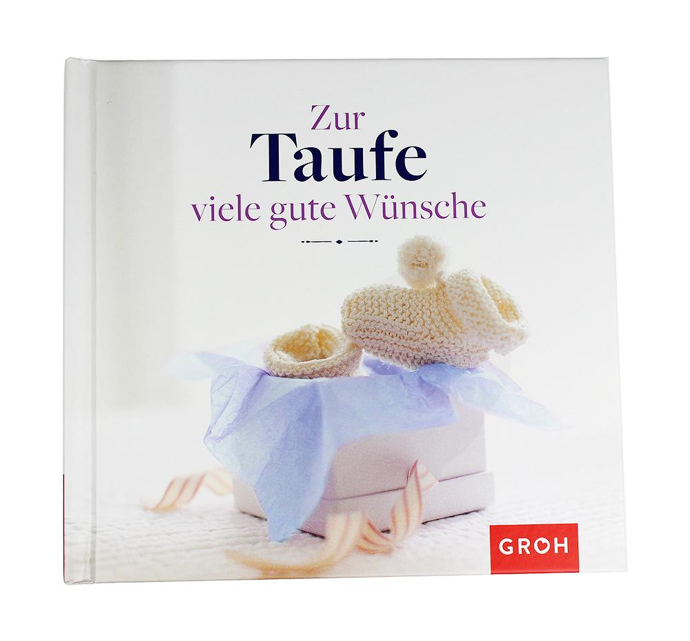 Buch Zur Taufe Viele Gute Wünsche Für Mädchen Und Jungs