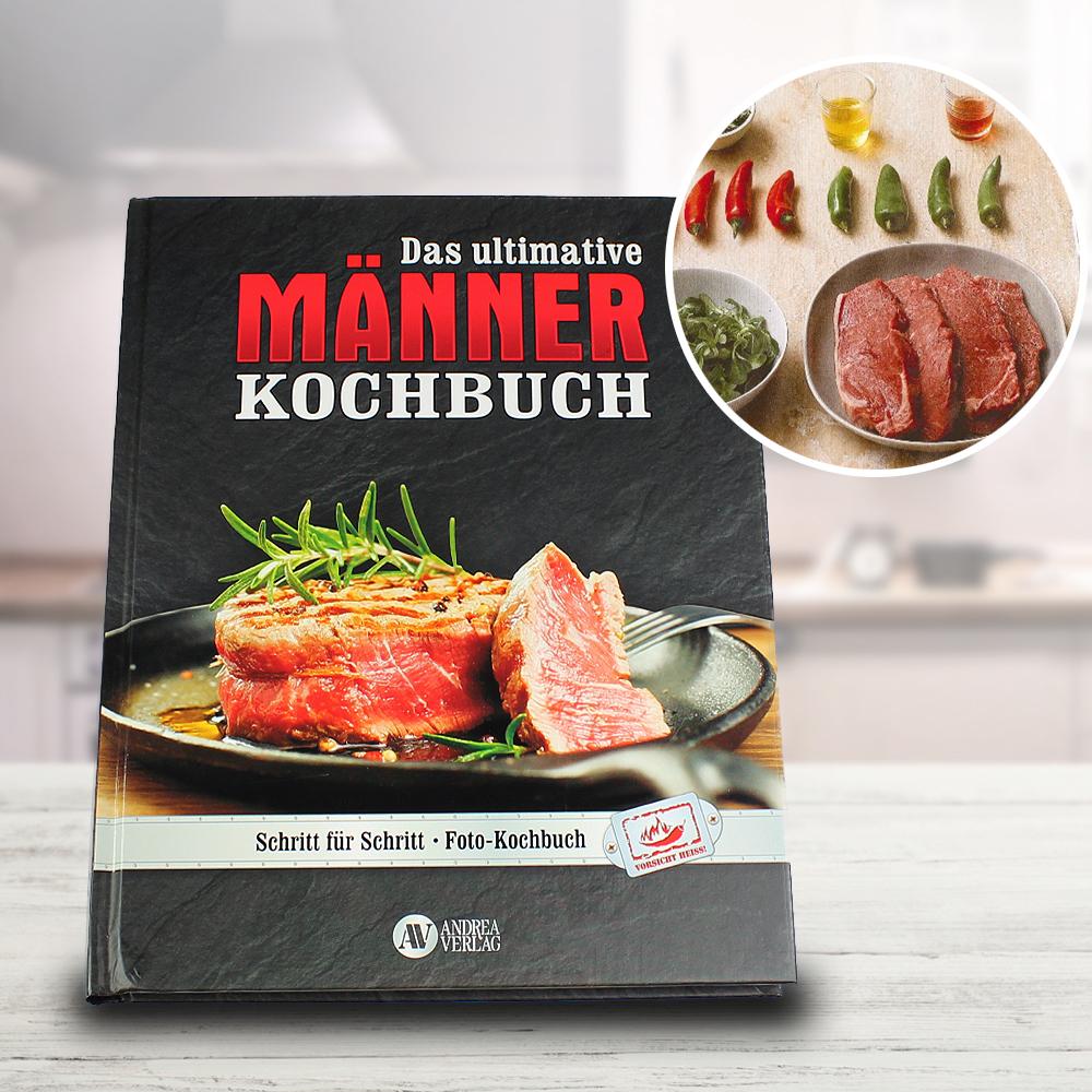 KOCHBUCH SINGLE MÄNNER