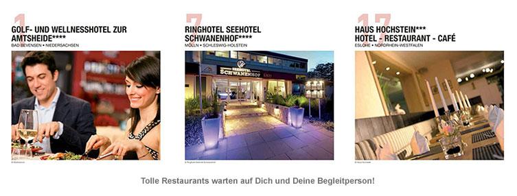 Dinner for two - Erlebnisgeschenk - 2