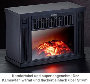 Elektrischer Kaminofen - Mini Edition - 3