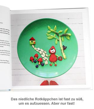Frühstücksideen Buch - Essbare Kunst - 2