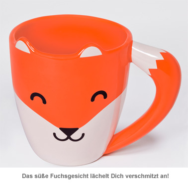 Fuchs Tasse - 2