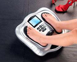 Fußreflexzonen Massagegerät mit Infrarot und Reizstrom - 3