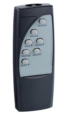 Fußreflexzonen Massagegerät mit Infrarot und Reizstrom - 4