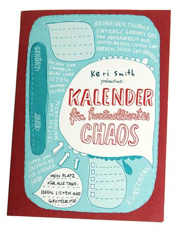 Kalender für kontrolliertes Chaos - 3