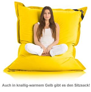 Komfort Sitzsack XXL - 12 Farben - 4