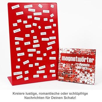 Kühlschrankmagnete - Liebeserklärung - 3