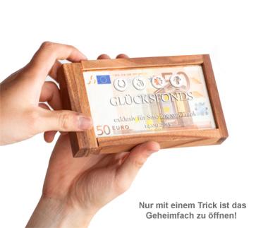 Magische Geldgeschenkbox - Glücksfonds - 3
