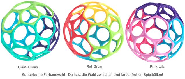 Oball - Baby Greifball - 2