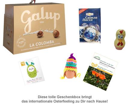 Osterreise Geschenkbox - 2