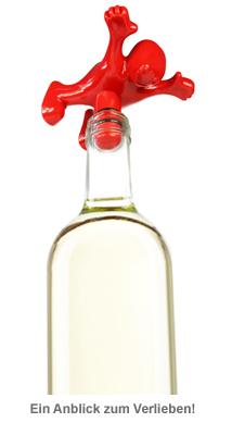Penis Flaschenverschluss - Happy Man - 3