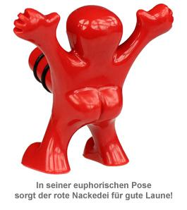 Penis Flaschenverschluss - Happy Man - 4