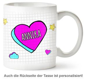 Personalisierte Tasse - Lieblingsmensch - 3