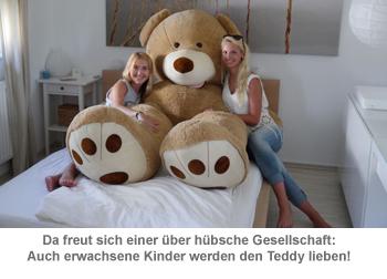 Riesen Teddybär - 240 cm - 3
