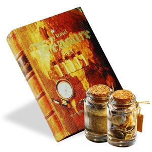 Schatztruhe im Buchformat - Travel Treasures - 3