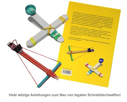 Schreibtisch Artillerie - Waffen zum Selberbauen Buch - 2