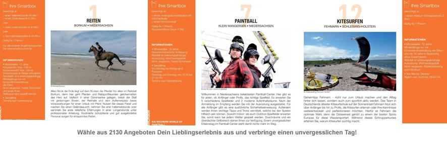 Spaß und Abenteuer - Erlebnisgeschenk - 2
