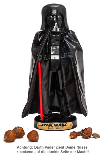 Star Wars Nussknacker - Darth Vader - 2