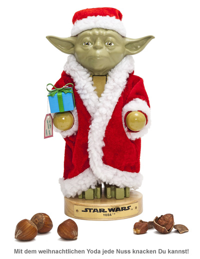 Star Wars Nussknacker - Yoda - 2