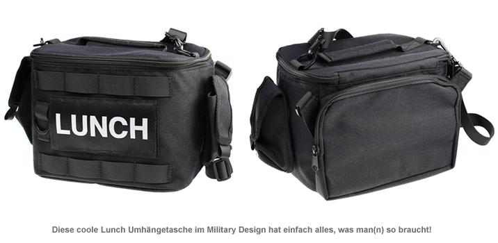 Tactical Lunch Kit Umhängetasche - 2