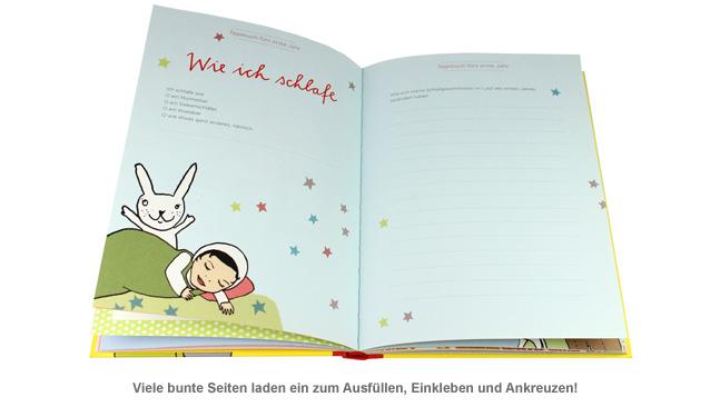 Tagebuch - So schön mein Baby - 3