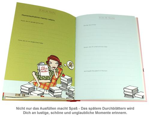 Tagebuch - So schön schwanger - 3