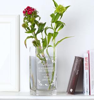Vase für Mama - personalisiert - 3