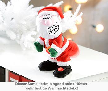 Weihnachtsmann - singend und twerkend - 2