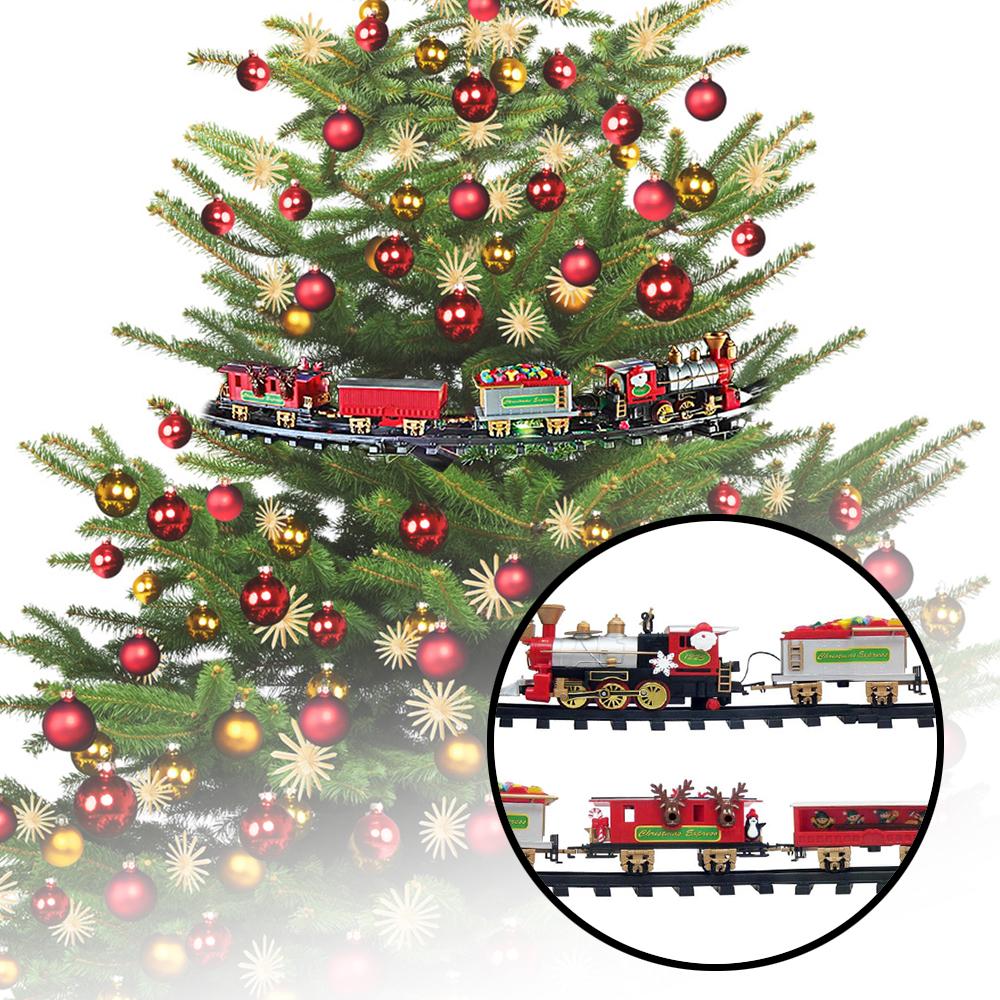 Weihnachtsdeko Für 1 Euro.Weihnachtszug Für Den Tannenbaum Als Tolle Weihnachtsdeko G