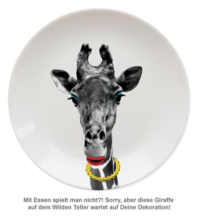Wilder Teller - Giraffe - 2