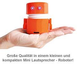 Mini Lautsprecher - Roboter - 2