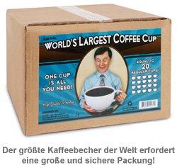 Weltgrößte Kaffeetasse - 3