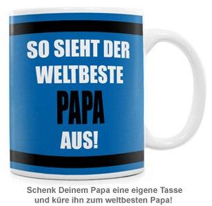 Tasse - Weltbester Papa - 2