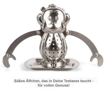 Monkey Tea Infuser - Tee Ei - 2